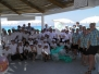 Clean up activities in Nissi Beach 05/06/2012