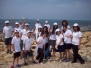 Ecological schools participating in clean up activities in Agia Napa 16/05/2012