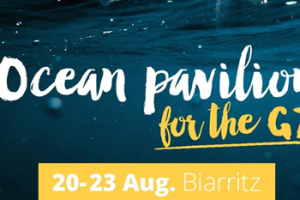 Participation in Ocean Pavilion at Biarritz - Surfider Foundation Europe 20.08.2019