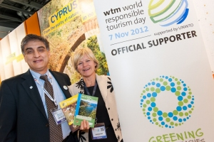 World Travel Market - London 2012